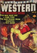 Blue Ribbon Western (1937-1950 Columbia) Pulp Vol. 3 #1