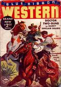 Blue Ribbon Western (1937-1950 Columbia) Pulp Vol. 3 #2