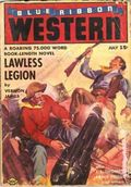 Blue Ribbon Western (1937-1950 Columbia) Pulp Vol. 3 #3