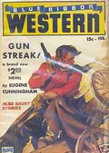 Blue Ribbon Western (1937-1950 Columbia) Pulp Vol. 3 #6