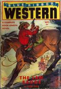 Blue Ribbon Western (1937-1950 Columbia) Pulp Vol. 4 #2