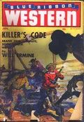 Blue Ribbon Western (1937-1950 Columbia) Pulp Vol. 4 #3