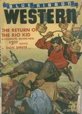 Blue Ribbon Western (1937-1950 Columbia) Pulp Vol. 4 #5