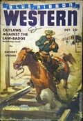Blue Ribbon Western (1937-1950 Columbia) Pulp Vol. 4 #6