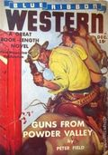 Blue Ribbon Western (1937-1950 Columbia) Pulp Vol. 5 #1