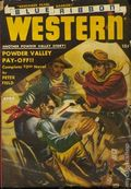 Blue Ribbon Western (1937-1950 Columbia) Pulp Vol. 5 #3