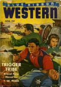 Blue Ribbon Western (1937-1950 Columbia) Pulp Vol. 5 #4