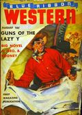 Blue Ribbon Western (1937-1950 Columbia) Pulp Vol. 5 #5