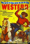 Blue Ribbon Western (1937-1950 Columbia) Pulp Vol. 6 #1