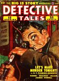 Detective Tales (1935-1953 Popular Publications) Pulp 2nd Series Vol. 39 #3