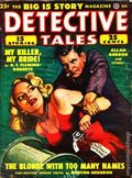 Detective Tales (1935-1953 Popular Publications) Pulp 2nd Series Vol. 41 #1