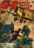 G-8 and His Battle Aces (1933-1944 Popular Publications) Pulp Vol. 20 #2