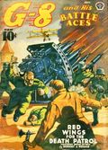 G-8 and His Battle Aces (1933-1944 Popular Publications) Pulp Vol. 21 #1