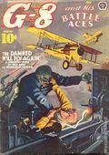 G-8 and His Battle Aces (1933-1944 Popular Publications) Pulp Vol. 21 #2