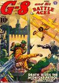 G-8 and His Battle Aces (1933-1944 Popular Publications) Pulp Vol. 21 #3