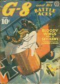 G-8 and His Battle Aces (1933-1944 Popular Publications) Pulp Vol. 21 #4
