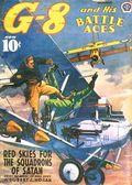 G-8 and His Battle Aces (1933-1944 Popular Publications) Pulp Vol. 22 #1