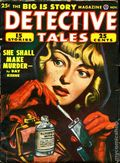 Detective Tales (1935-1953 Popular Publications) Pulp 2nd Series Vol. 43 #4