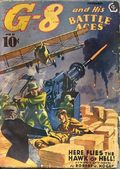 G-8 and His Battle Aces (1933-1944 Popular Publications) Pulp Vol. 22 #2