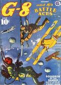 G-8 and His Battle Aces (1933-1944 Popular Publications) Pulp Vol. 22 #3