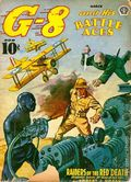 G-8 and His Battle Aces (1933-1944 Popular Publications) Pulp Vol. 23 #2
