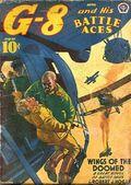 G-8 and His Battle Aces (1933-1944 Popular Publications) Pulp Vol. 23 #3