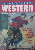 Blue Ribbon Western (1937-1950 Columbia) Pulp Vol. 6 #2
