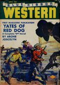 Blue Ribbon Western (1937-1950 Columbia) Pulp Vol. 6 #3