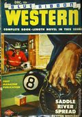Blue Ribbon Western (1937-1950 Columbia) Pulp Vol. 6 #6