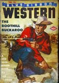 Blue Ribbon Western (1937-1950 Columbia) Pulp Vol. 7 #1