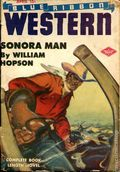 Blue Ribbon Western (1937-1950 Columbia) Pulp Vol. 7 #2
