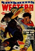 Blue Ribbon Western (1937-1950 Columbia) Pulp Vol. 7 #3