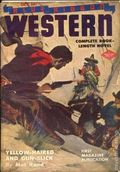 Blue Ribbon Western (1937-1950 Columbia) Pulp Vol. 7 #4