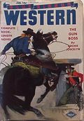 Blue Ribbon Western (1937-1950 Columbia) Pulp Vol. 7 #6