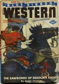 Blue Ribbon Western (1937-1950 Columbia) Pulp Vol. 8 #1