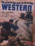 Blue Ribbon Western (1937-1950 Columbia) Pulp Vol. 8 #4