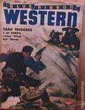 Blue Ribbon Western (1937-1950 Columbia) Vol. 8 #4