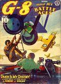 G-8 and His Battle Aces (1933-1944 Popular Publications) Pulp Vol. 24 #1
