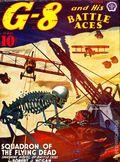 G-8 and His Battle Aces (1933-1944 Popular Publications) Pulp Vol. 24 #2