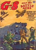 G-8 and His Battle Aces (1933-1944 Popular Publications) Pulp Vol. 24 #3
