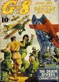 G-8 and His Battle Aces (1933-1944 Popular Publications) Pulp Vol. 24 #4