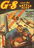 G-8 and His Battle Aces (1933-1944 Popular Publications) Pulp Vol. 25 #2