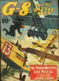 G-8 and His Battle Aces (1933-1944 Popular Publications) Pulp Vol. 25 #3