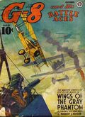 G-8 and His Battle Aces (1933-1944 Popular Publications) Pulp Vol. 25 #4
