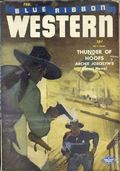 Blue Ribbon Western (1937-1950 Columbia) Pulp Vol. 8 #5