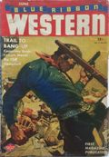 Blue Ribbon Western (1937-1950 Columbia) Pulp Vol. 9 #1
