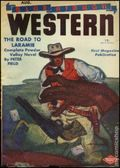 Blue Ribbon Western (1937-1950 Columbia) Pulp Vol. 9 #2