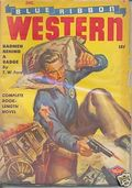 Blue Ribbon Western (1937-1950 Columbia) Pulp Vol. 9 #3