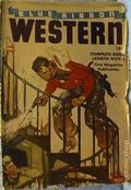 Blue Ribbon Western (1937-1950 Columbia) Pulp Vol. 9 #4