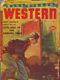 Blue Ribbon Western (1937-1950 Columbia) Pulp Vol. 9 #5